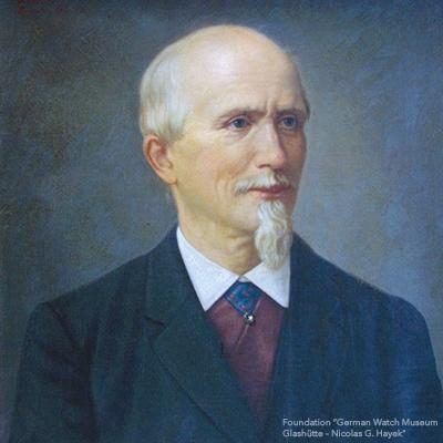 Portrait von モリッツ・グロスマン